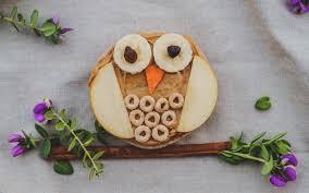 Fun with Food: Fall Breakfast Owl | San Diego WIC