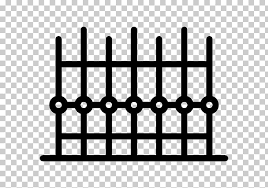 Picket Fence Garden Gate Building Fence Top Png Clipart Free Cliparts Uihere