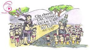 Kho truyện Thai giáo Hay Nhất | Lạc Long Quân và Âu Cơ