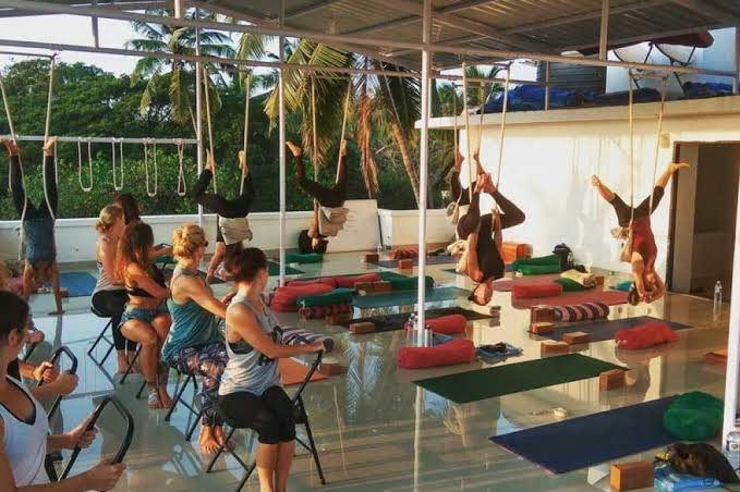 Image result for Goa Yoga Retreats""