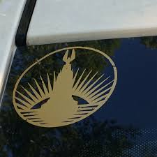 The Seal Of Rapture Car Decal In 2020 Automotive Decor Car Decals Decals