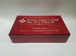 rosewood gavel gift box perfect for