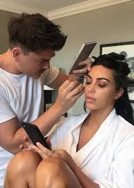 makeover with kim kardashian s makeup