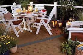 wood deck construction vs brick patio