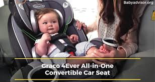 graco 4ever all in one convertible car