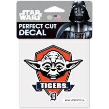 Official Detroit Tigers Car Decals Tigers Auto Truck Emblems Mlbshop Com