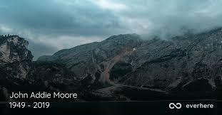 "John Addie ""Ja"" Moore Obituary (1949 - 2019) | Durham, North Carolina"