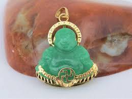 laughing buddha green jadeite jade