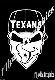 Houston Texans Decal Cars Trucks Rv Tailgates Bumper Decals