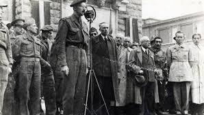 26 itinerari della Resistenza orobica I partigiani celebrano il 25 ...