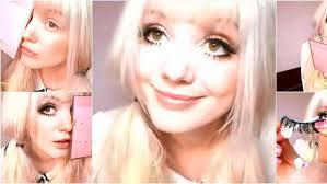 tutorial makeup mata besar ala boneka