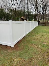 6 H White Solid Vinyl Pvc Fence Posts Facebook