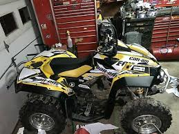 790wred Brp Can Am Renegade Decals Kit 2006 2018