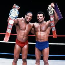 Wrestler Rocky Johnson, Dwayne Johnson's father, dead at 75 - Los ...