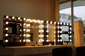 professional lighted makeup mirror