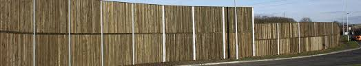 Fencing Contractors Palisade Temporary Fencing A A Lamb Ltd Acoustic Fencing