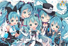 wallpaper from anime vocaloid