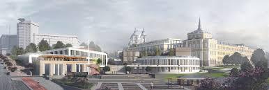 Курск 2032 | Архитектурный конкурс «Курск 2032»