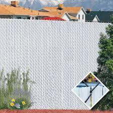 Pds 4 Chain Link Fence Winged Slat Privacy Slats Brown Privacy Slat King