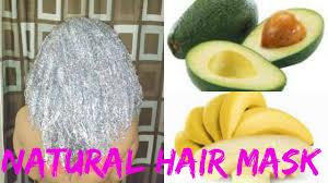 banana and avocado hair mask you