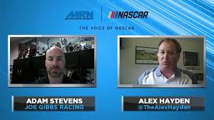 Adam Stevens - MRN - Motor Racing Network