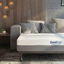gel memory foam sofa sleeper mattress