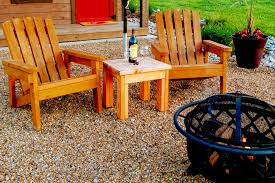 2x4 outdoor furniture how to create