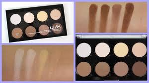 nyx professional makeup kit review