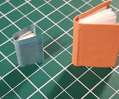 Quick Miniature Books 4 Steps Instructables