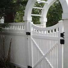 10 Custom Pvc Arbors Double Virgin Vinyl Ideas Climbing Plants Fence Pvc Fence