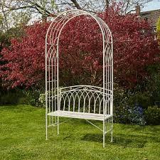 garden bench arbour seat outdoor patio