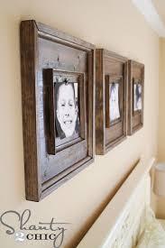 diy wall art 15 wooden frames diy