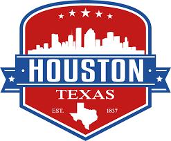 Houston Skyline Wall Sticker Tenstickers