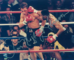 """Ivan """"Mighty"""" Robinson - Autographed Signed Photograph ..."""