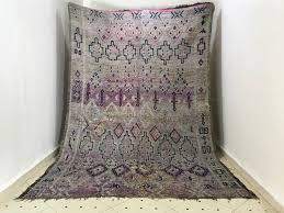 berber rug 6x9 wool moroccan rug