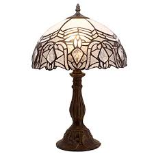Tiffany Lamp Stained Galss Style Table D Buy Online In Brunei At Desertcart