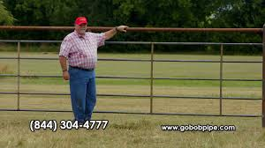 5 Bar Vs 6 Bar Continuous Fence Comparison From Gobob Pipe And Steel Youtube