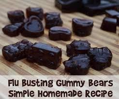 homemade elderberry gummies recipe