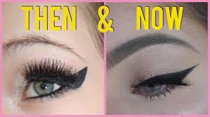 makeup tricks to make eyes look smaller