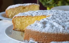 Torta Paradiso, la ricetta facile e soffice - La Cucina Italiana
