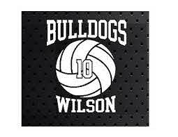 Personalized Volleyball Vinyl Decal Custom Graphic Window Sticker Ebay