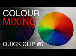 essential colour mixing tips your oil