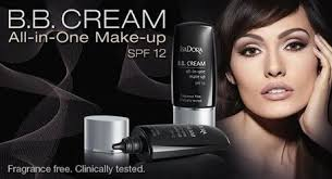 isadora b b cream all in one make up