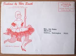 Merry-Go-Round of Fashions By Nita Smith. Folded Brochure by Nita Smith -  Paperback - from Ken Jackson (SKU: 249462)
