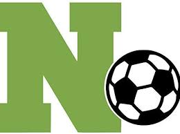 Amazon Com Monogram Letter N And Soccer Ball Vinyl Wall Decal Home Decor Home Kitchen