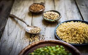 wild rice vs brown rice vs quinoa