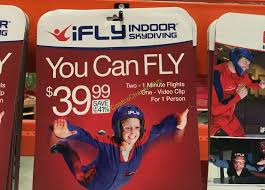 ed ifly flight package