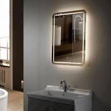 led bath mirrors frameless led