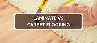 laminate vs carpet flooring 2020