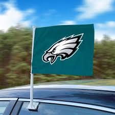 Nfl Philadelphia Eagles Car Flag Fanmats Sports Licensing Solutions Llc